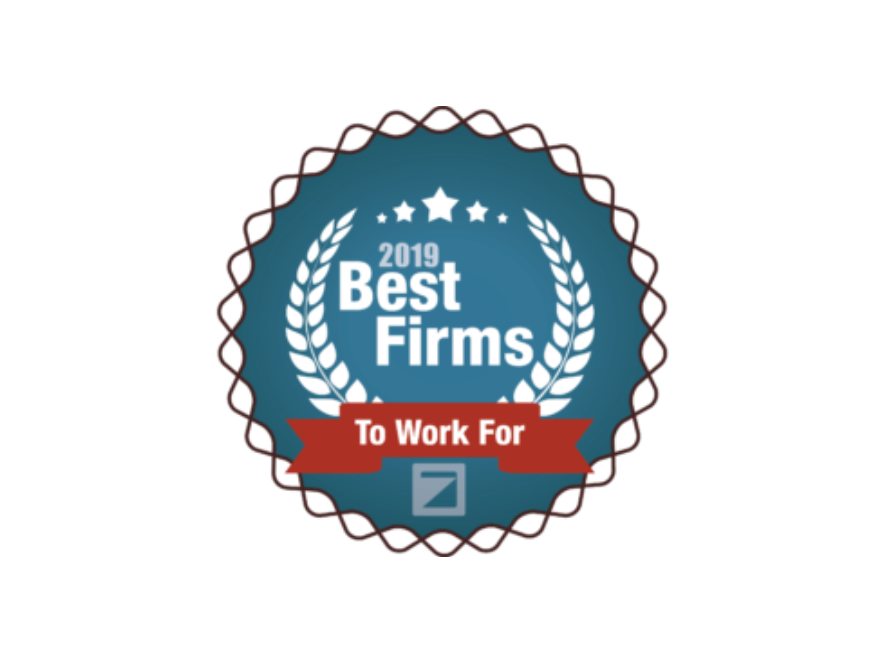 2019 Zweig Group Best Firms To Work For Award